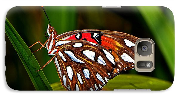 Galaxy Case featuring the photograph Colors Of Nature - Natures Tapestry by George Bostian