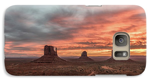 Galaxy Case featuring the photograph Colors Of The Past by Jon Glaser