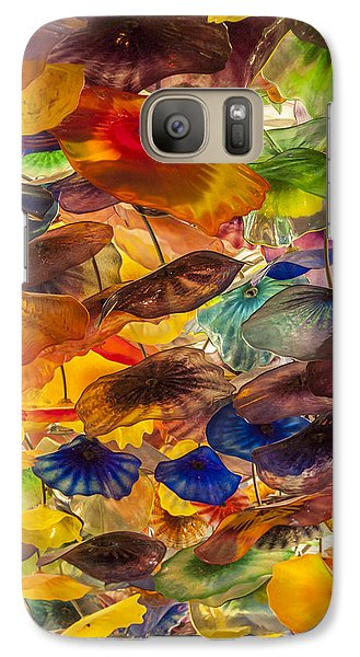 Galaxy Case featuring the photograph Colors by Tyson and Kathy Smith