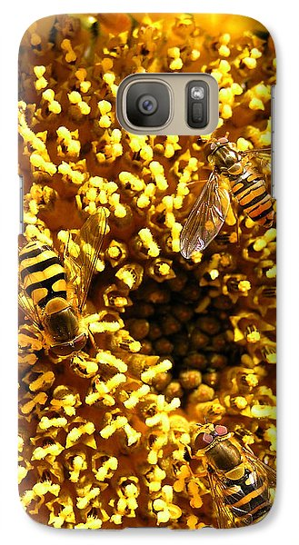 Colour Of Honey Galaxy S7 Case