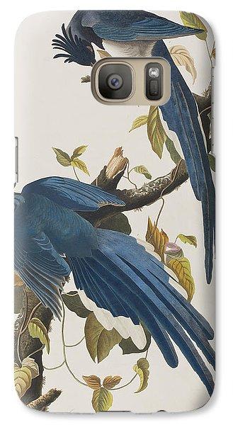 Columbia Jay Galaxy S7 Case by John James Audubon