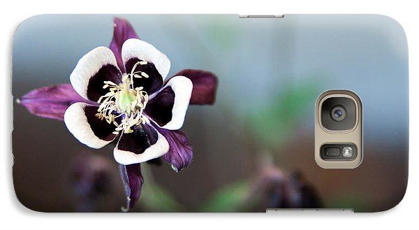 Galaxy Case featuring the photograph Columbine by Erin Kohlenberg