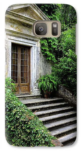 Galaxy Case featuring the photograph Come On Up To The House by Marco Oliveira