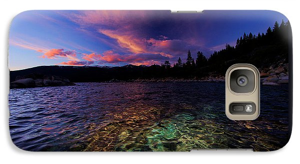 Galaxy Case featuring the photograph Come To My Window by Sean Sarsfield