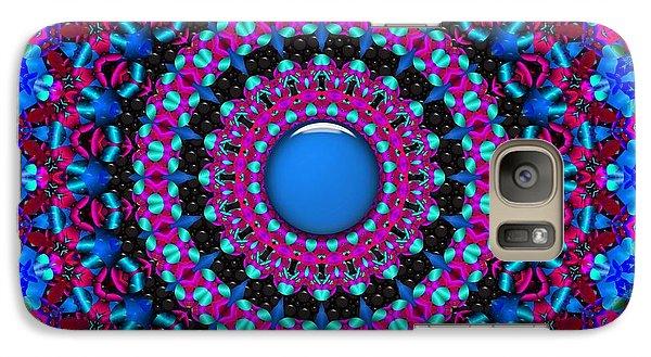 Galaxy Case featuring the digital art Comfort Zone by Robert Orinski