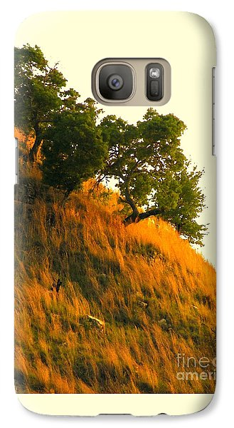 Galaxy Case featuring the photograph Coming Home Again by Joe Jake Pratt