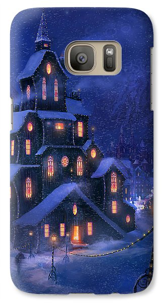 Coming Home Galaxy Case by Philip Straub