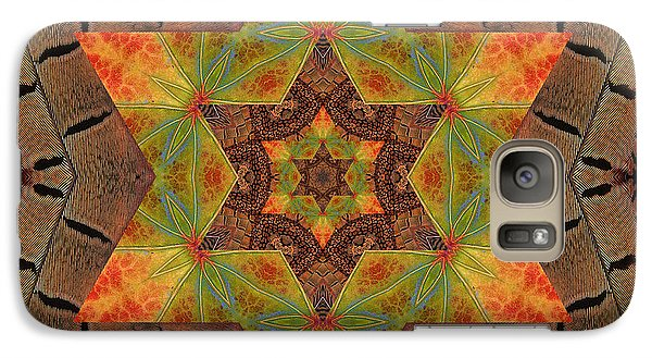 Galaxy Case featuring the photograph Compassion by Bell And Todd