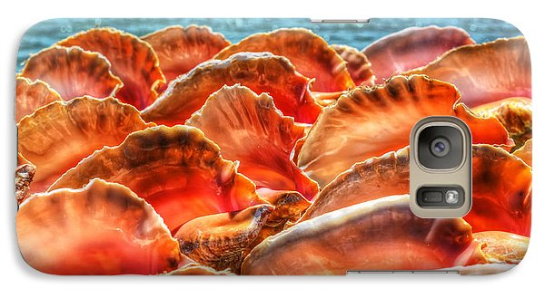 Conch Parade Galaxy S7 Case