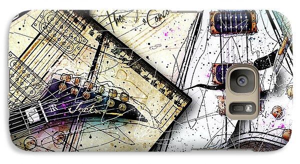 Concordia Galaxy Case by Gary Bodnar