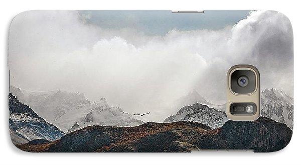 Condor Galaxy S7 Case - A Condor View by Ryan Weddle