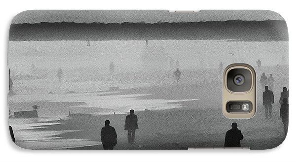 Coney Island Walkers Galaxy S7 Case