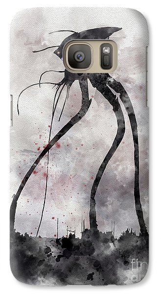 Conflict Galaxy S7 Case by Rebecca Jenkins
