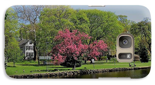 Galaxy Case featuring the photograph Connecticut by John Scates