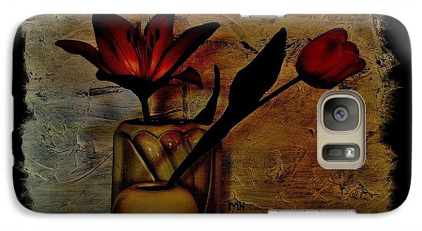 Galaxy Case featuring the photograph Contemporary Still Life by Marsha Heiken