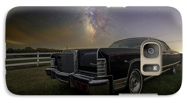 Galaxy Case featuring the photograph Continental  by Aaron J Groen