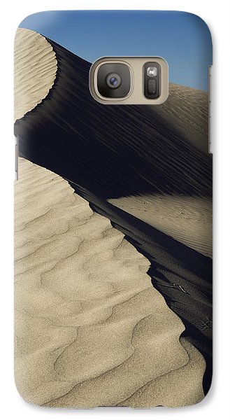 Desert Galaxy S7 Case - Contours by Chad Dutson