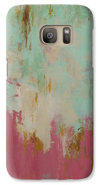 Galaxy Case featuring the painting Cool Breeze by Suzzanna Frank