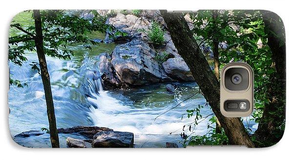 Cool Mountain Stream Galaxy S7 Case
