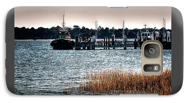 Galaxy Case featuring the photograph Cooper River by Jim Hill