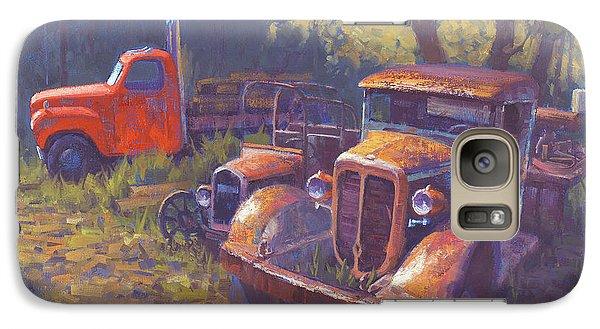 Truck Galaxy S7 Case - Corbitt And Friends by Cody DeLong