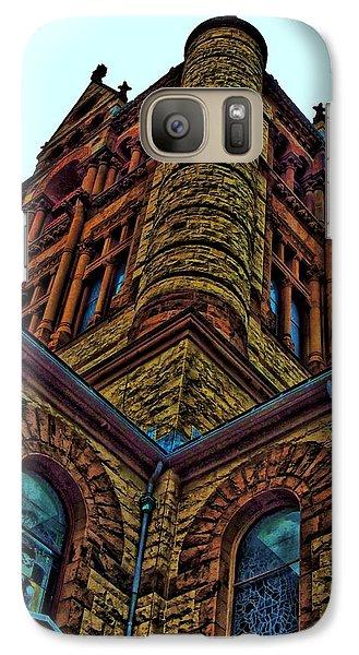 Cornered Galaxy S7 Case