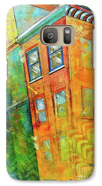 Galaxy S7 Case - Cornice by Christopher Triner