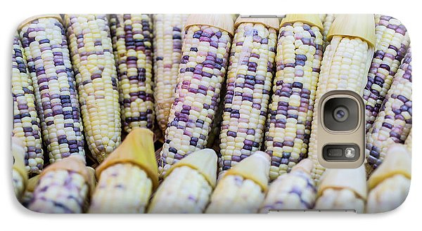 Galaxy Case featuring the photograph Corns  by Jingjits Photography