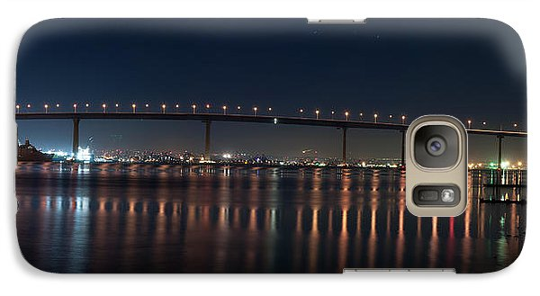 Galaxy Case featuring the photograph Coronado Bridge San Diego by Gandz Photography