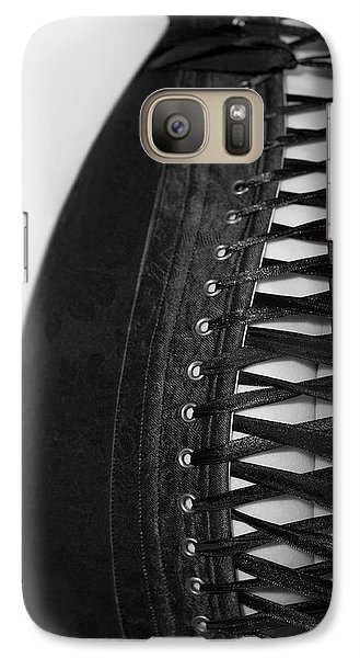 Galaxy Case featuring the photograph Corset #20080 by Andrey  Godyaykin