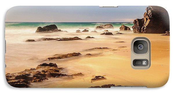 Corunna Point Beach Galaxy S7 Case
