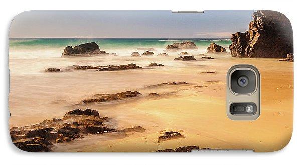 Corunna Point Beach Galaxy S7 Case by Werner Padarin