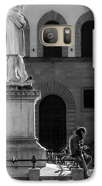 Galaxy Case featuring the photograph Cosimo Ridolfi by Sonny Marcyan