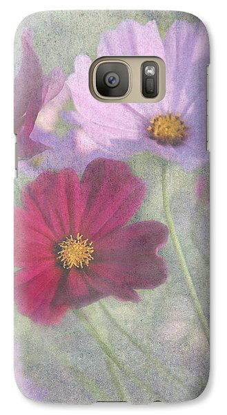 Galaxy Case featuring the photograph Cosmos by Geraldine Alexander