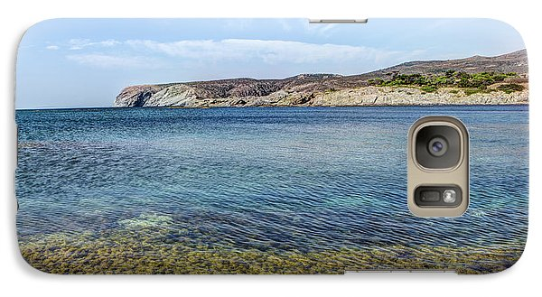 Costa Brava, Cadaques Catalonia Galaxy S7 Case by Marc Garrido