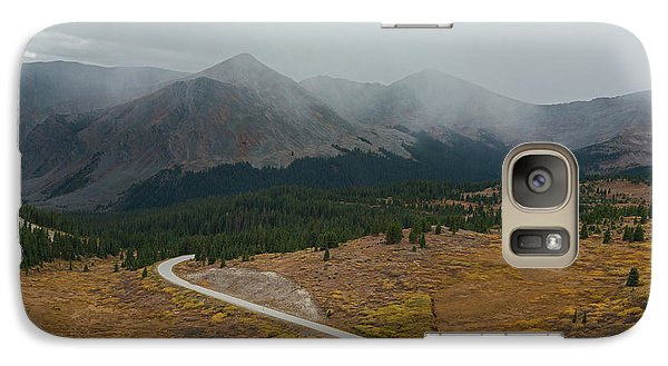 Galaxy Case featuring the photograph Cottonwood Pass #1 by Dana Sohr