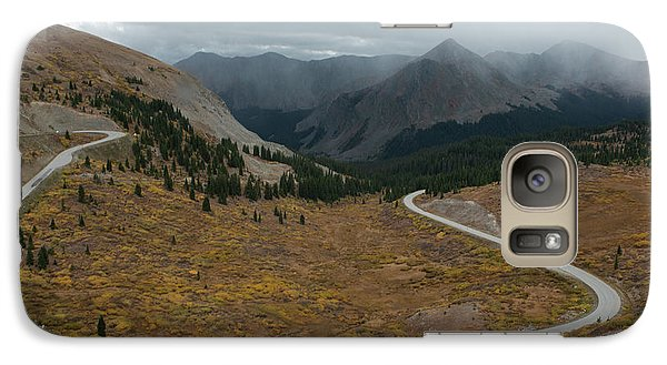 Galaxy Case featuring the photograph Cottonwood Pass #2 by Dana Sohr