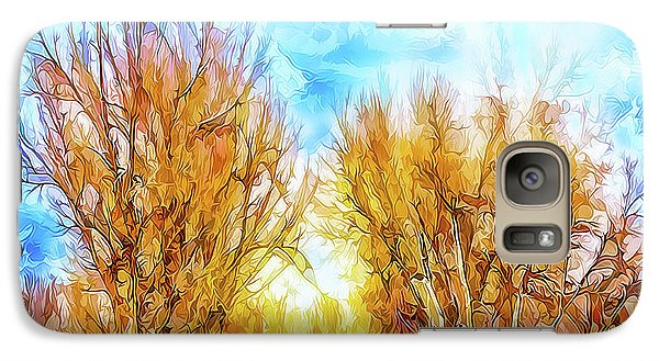 Country Road Wandering Galaxy S7 Case