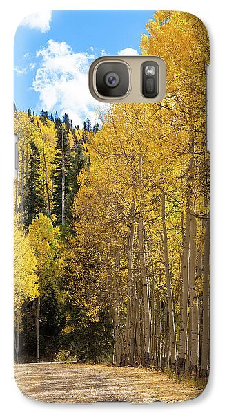 Country Roads Galaxy S7 Case