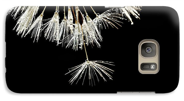 Galaxy Case featuring the photograph Courage 3 by Mary Jo Allen