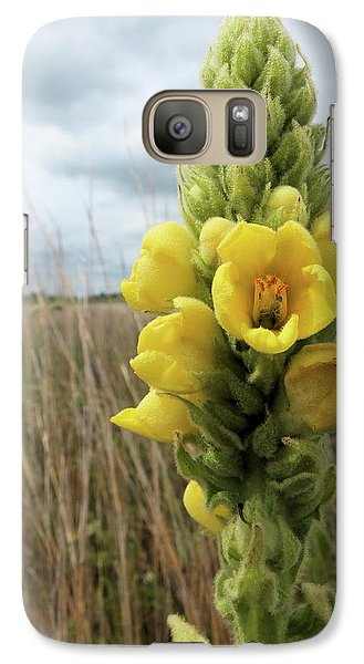 Galaxy Case featuring the photograph Cowboy Toilet Paper by Scott Kingery