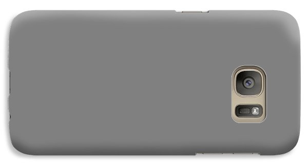 Galaxy Case featuring the photograph Coxing Kill In March #1 by Jeff Severson