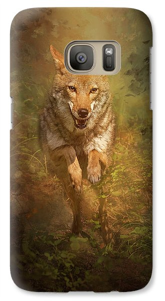 Coyote Energy Galaxy S7 Case