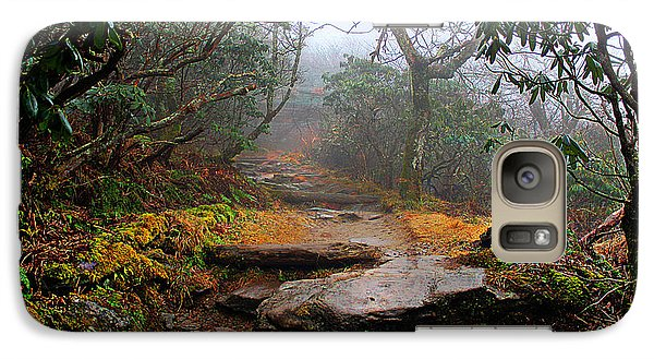 Galaxy Case featuring the photograph Craggy Gardens by Jessica Brawley