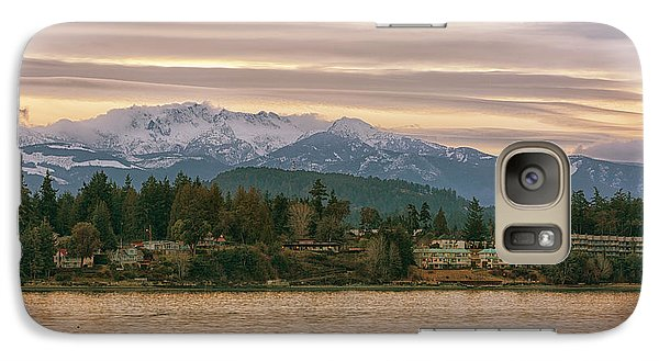 Galaxy Case featuring the photograph Craig Bay by Randy Hall