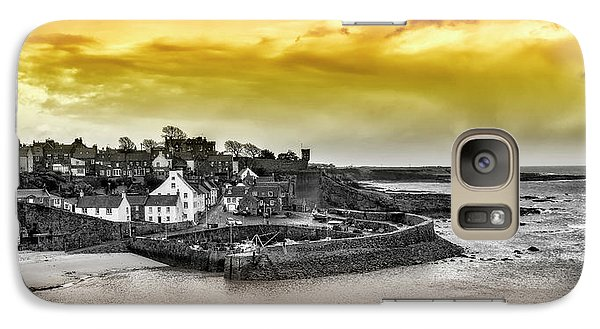 Crail Harbour Galaxy S7 Case