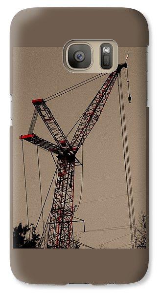 Crane's Up Galaxy S7 Case