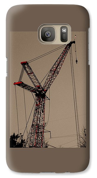 Crane's Up Galaxy S7 Case