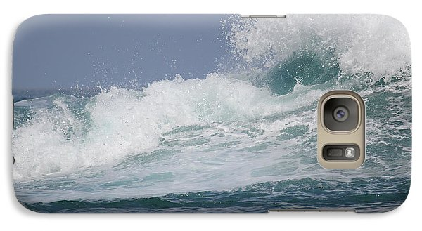 Crashing Waves Galaxy S7 Case