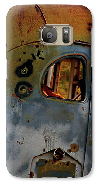 Galaxy Case featuring the photograph Creepers by Trish Mistric